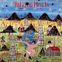 Talking Heads Little Creatures - cassette