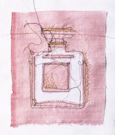 Perfume needlework