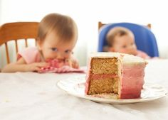 15 Healthy First Birthday Cakes (That Are Totally Smashable!)