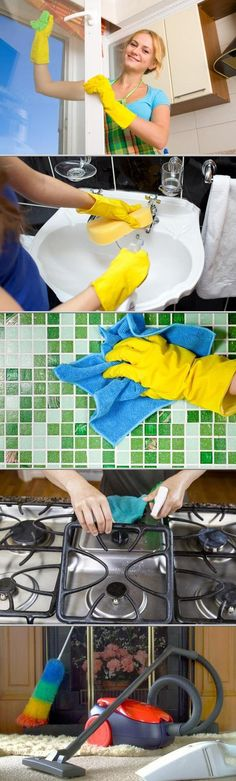 The Maids Around Town is among those trustworthy house cleaning companies that you can hire. They also handle housekeeping and janitorial services.