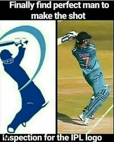 India Cricket Team, World Cricket, Cricket Sport, Cricket Logo, Icc Cricket, Very Funny Jokes, Crazy Funny Memes, Really Funny Memes, Dhoni Quotes