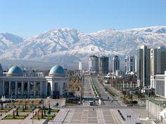 Ashgabat,Turkmenistan