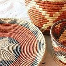 Aging New Indian Baskets to Look Old- I don't want to age Indian Baskets, that would ruin them, but I want to be able to duplicate the design