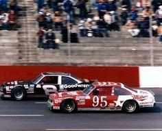 #95 Davey Allison #8 Dale Earnhardt