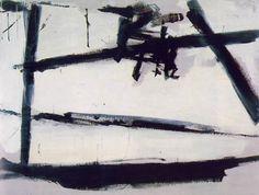 Franz Kline, Painting 2, 1952
