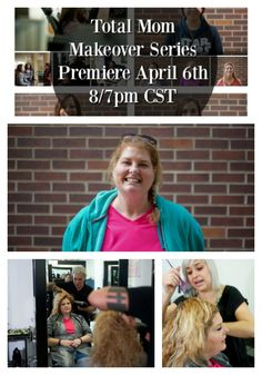 Danya is on this week's #TheItMomMakeover episode! Total Mom Makeover series airs Thursdays 8/7pm CST