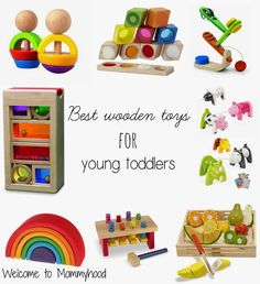 Holiday gift guide: for young toddlers (12-24 months)