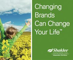 Shaklee!! Purest Supplements & Toxic Free Cleaning!