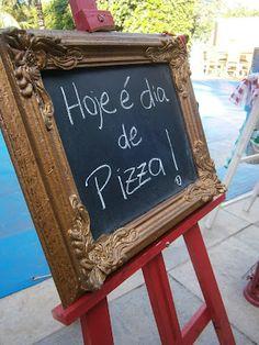 Projetos Inventivos: Festa cantina/oficina de pizzas