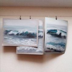 Картинки по запросу таткина море пастелью