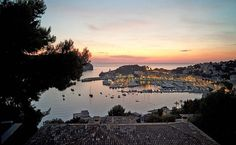 Do you also want to enjoy the night anchoring in the bay of Port de Soller? Call Whites international Yachts or view or listings on www.whitesyachts.com.