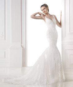 Colección de Vestidos de Novias Fashion de Pronovias 2015 - Vestidos Mania