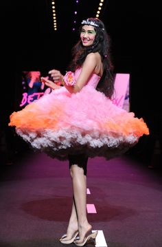 Betsey Johnson @Betsey Johnson fucking genius!!! One day I'll work for you.. my inspiration!!