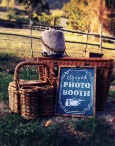 props vintage photo bus wedding party