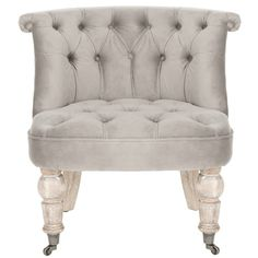 Found it at Joss & Main - Carrington Tufted Side Chair