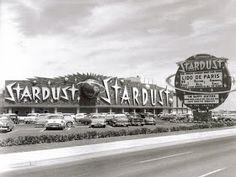 Nerdy Strawberry: Vintage Las Vegas