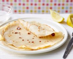 Enjoy these dairy and egg-free French crêpes for breakfast, you can fill them however you like with sweet or savoury filling or toppings. | Tesco