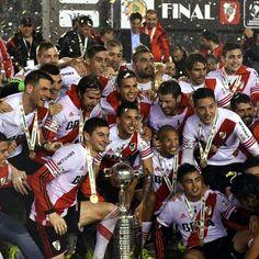 Il #RiverPlate conquista la #Libertadores