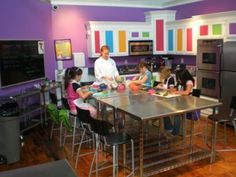 Our Kitchen: Welcome to Young Chefs Academy Claremont Young Chefs Academy is a cooking school created just for kids! We teach children as young as 3 years old the joy