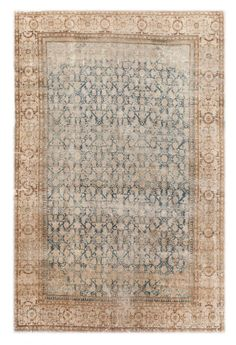 Mallayer Persian Rug from Woven Accents