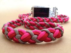 paracord camera strap | what i do