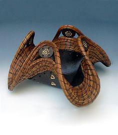 Melanie Walter | Pine Needle Basket  |  Piedmont Craftsmen