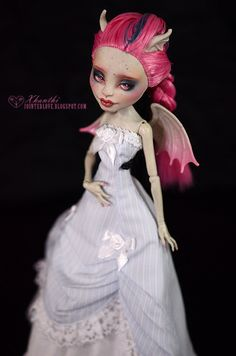 OOAK Custom Monster High Doll by Xhanthi