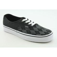 Vans Unisex VANS AUTHENTIC (ARGYLE) SKATE SHOES « Shoe Adds for your Closet