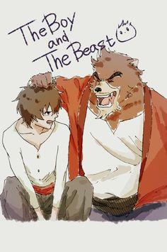 The Boy and the Beast #Kumatetsu #Kyuta (by *うらは*)