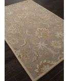 RugStudio presents Addison And Banks Hand Tufted Abr1287 Silver Gray Hand-Tufted, Best Quality Area Rug