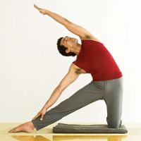 Stretch Your Side Body in Gate Pose (Parighasana)