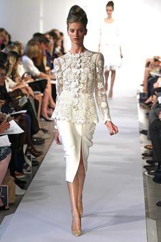 NYFW 2013 Fashion Week Highlights – Oscar De La Renta