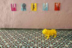 Modern and traditional encaustic cement tiles factory Mosaic Del Sur, Italian Pattern, Mosaic Tiles, Tiling, Tile Showroom, Tile Manufacturers, Encaustic Tile, Moroccan Tiles, Moorish