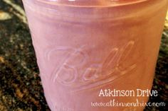 Red Velvet Protein Shake | Atkinson Drive...for the babes