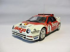 Otto-Models - 1:18 - Ford RS 200