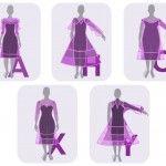 Festliche Kleider: Die besten Silhouetten für jeden Figurtyp