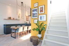 A Former Attic Becomes a Modern Loft in Amsterdam - Design Milk