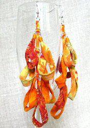 M pretty-fabric-chandelier-earrings
