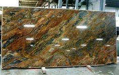 Magma Brown slab