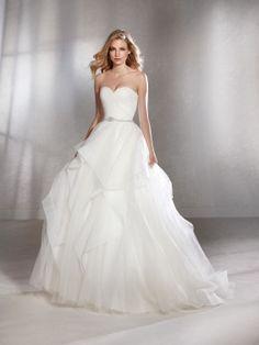 3a484eb1f0 Suknia Ślubna White One Florida Suknia Ślubna Z Organzy