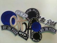 Otp, Badge, Enamel, Style, Swag, Vitreous Enamel, Enamels, Badges, Tooth Enamel