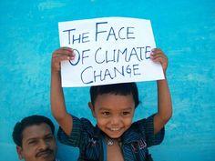 """22 de abril, Día Mundial de la Tierra, """"La Cara del Cambio Climático"""""""