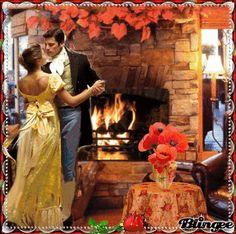 Heiße Liebe am heißen Feuer