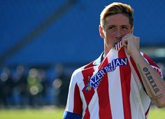 Fernando Torres is one of my hobbies is a very good football player.