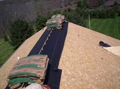 I would love to see a roofing project from start to finish sometime. It amazes me how vulnerable the roof itself is, and how many steps it takes to complete a roof. I would like to see someone place cedar shakes on a roof sometime, that would be worth watching for me.