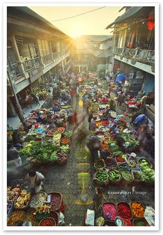Ubud Market, Bali | Flickr: Intercambio de fotos