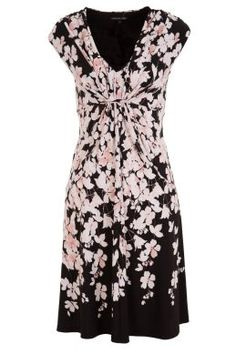 Rebecca Ruby Floral Nights Dress - dress for an apple body shape