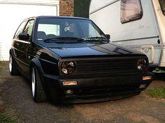 1990 VW GOLF GTI MK2 1.8 20V TURBO 240bhp - http://www.vwgticarsforsale.com/1990-vw-golf-gti-mk2-1-8-20v-turbo-240bhp/