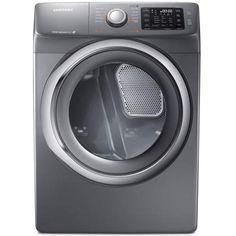 Samsung Appliance DV42H5200EP, Samsung Stainless Platinum Electric Dryer