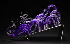 Rick Eggert и его завораживающие стеклянные фигуры - Ярмарка Мастеров - ручная работа, handmade